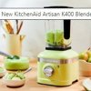 Win a KitchenAid Artisan K400 Blender