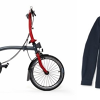 Win A Limited Edition Oliver Spencer X Brompton Bike And The New Brompton Cycling Blazer!