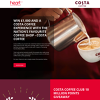 Win £1,000 and a Costa Coffee Experience