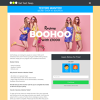 Win £1,000 to spend at Boohoo