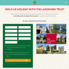 Win £1,000 worth of Landmark Trust holiday vouchers