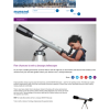 Win 1 of 5 Jessops Telescopes