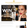 Win £450 value Chocolate Club subscription and Champagne