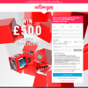Win £500 of Argos vouchers