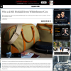 Win a £405 Holdall from Whitehouse Cox