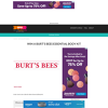 Win a Burt's Bees Essential Body Kit