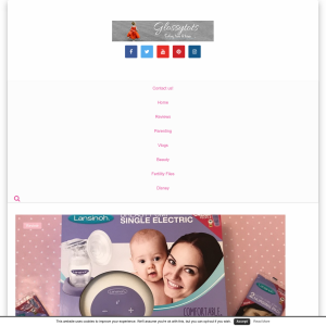 Glossytots Win A Lansinoh Electric Breast Pump Competitionsuk