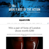 Win a pair of Sons of London shoes worth £200