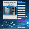 Win a Samsung Family Hub Smart Freestanding Fridge Freezer