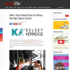 Win a Three Month Pass for Kelsey Kerridge Sports Centre