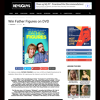 Win Father Figures on DVD