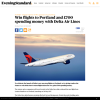 Win flights to Portland and £700 spending money with Delta Air Lines