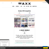 Win one of new Waxx bundles